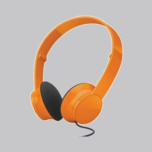 Pinna Wired Headphone - Orange