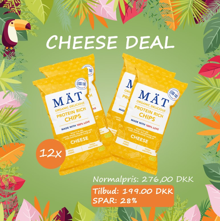 DEAL: MÄT PROTEINCHIPS CHEESE