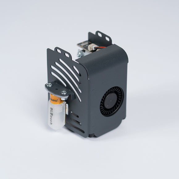 Craftbot Flow Gen Grey Extruder Fan