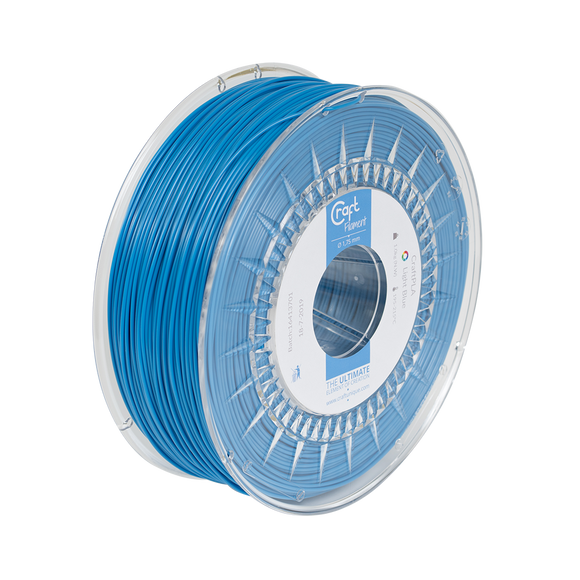PLA filament Light Blue 1kg