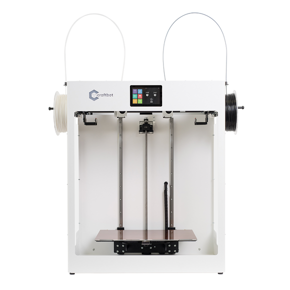 Craftbot Flow Idex XL White