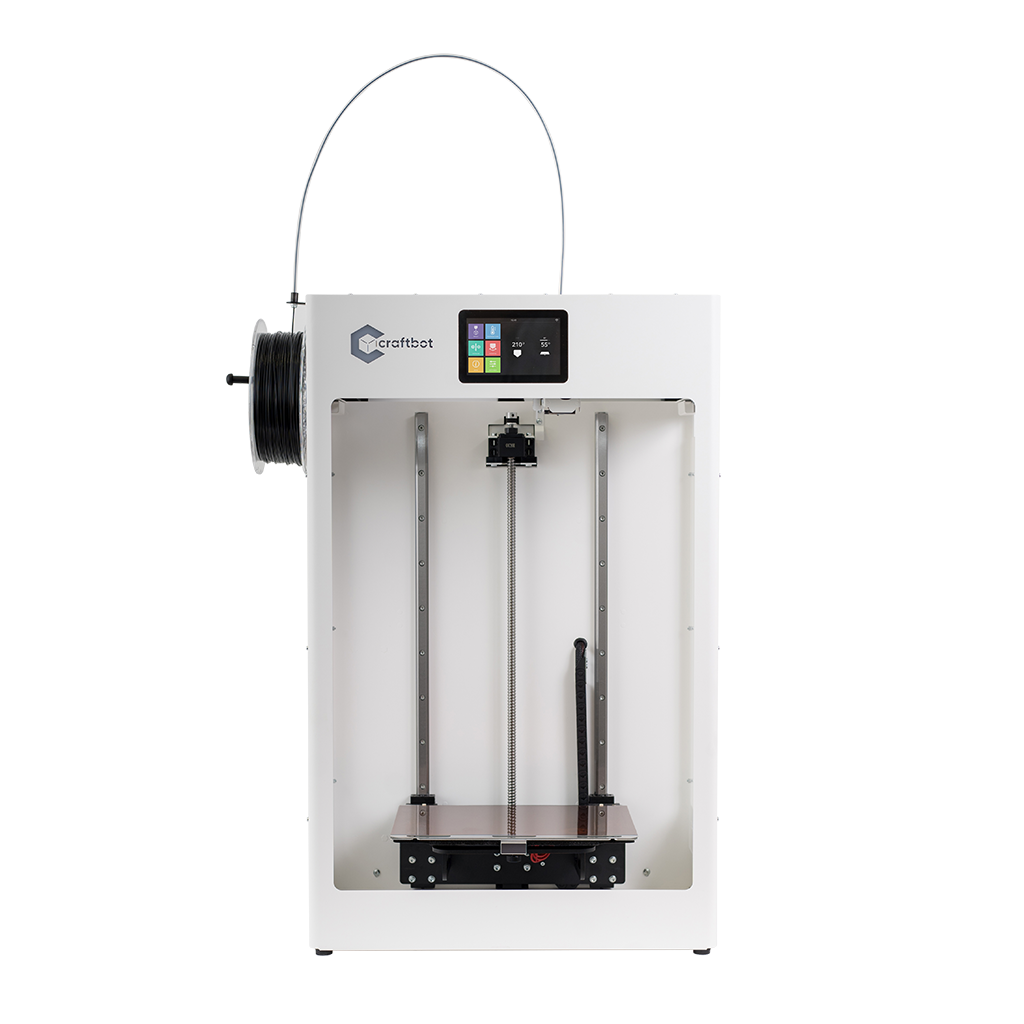 Craftbot Flow XL White