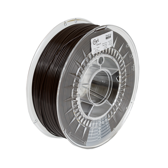 PLA filament Brown 1kg