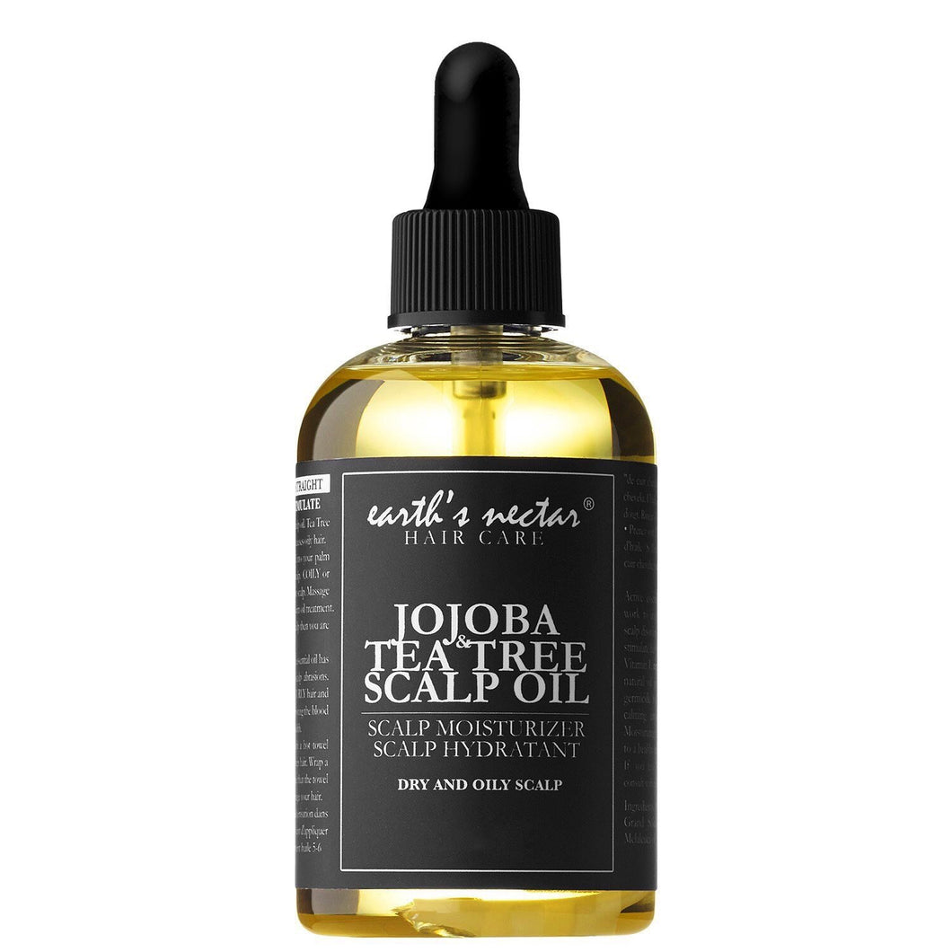 JOJOBA & TEA TREE SCALP OIL 2 oz
