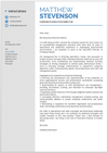 Professionally Written Resume & Cover Letter