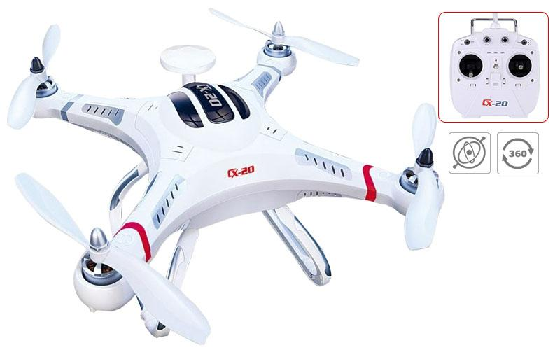 RC Quadcopter Cheerson CX-20 Auto Pathfinder με GPS / MX Auto Pilot / 6-Axis GL-24148 - top200