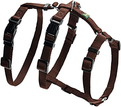 Escape Proof Harness - HUNTER Vario (BROWN)