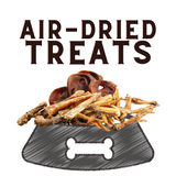 Selection of Natural Air Dried Treats