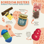 Boredom Busters Bundle Box For Large Sized Dogs
