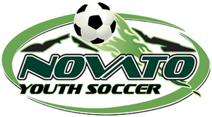 Novato Youth Soccer Association Logo