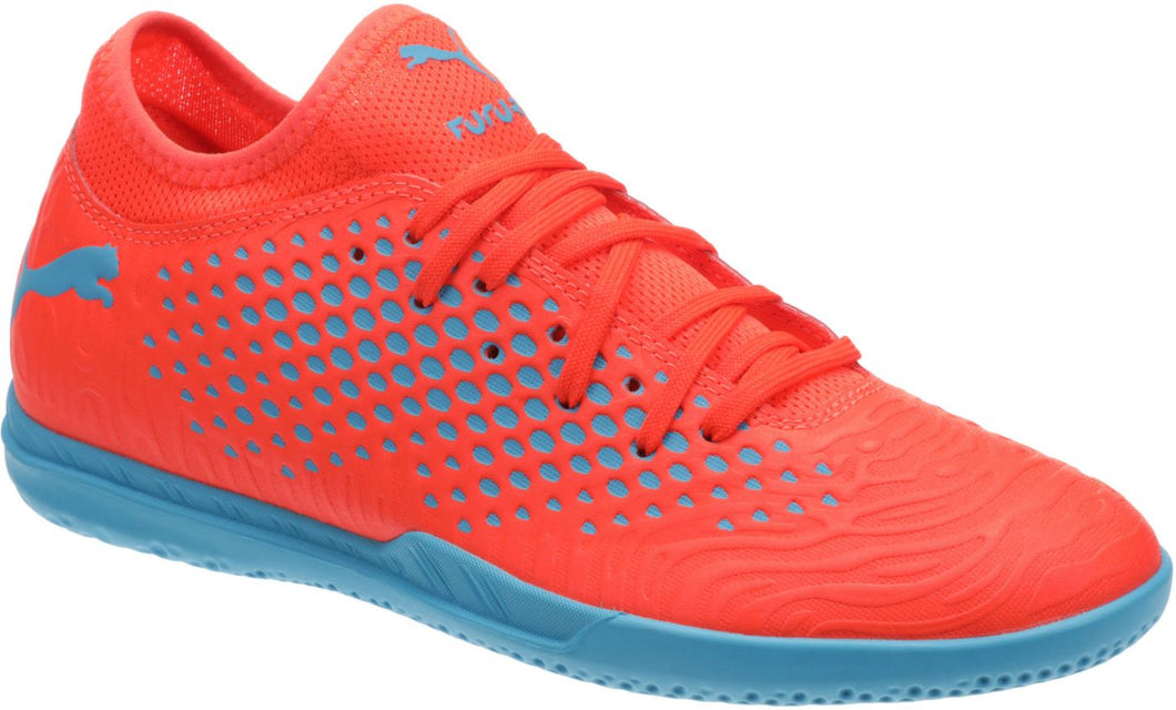 PUMA Men's Future 19.4 IT Indoor Soccer Shoes
