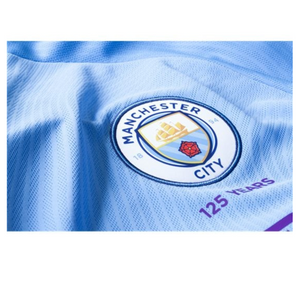 Manchester City FC Youth Jersey