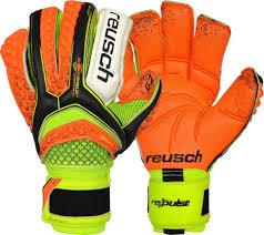 Reusch Pulse Deluxe G2 Ortho-Tec Goalkeeper's Gloves