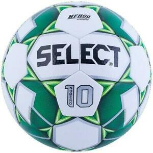 Select Numero 10 Soccer Ball (Green/ Size 5)