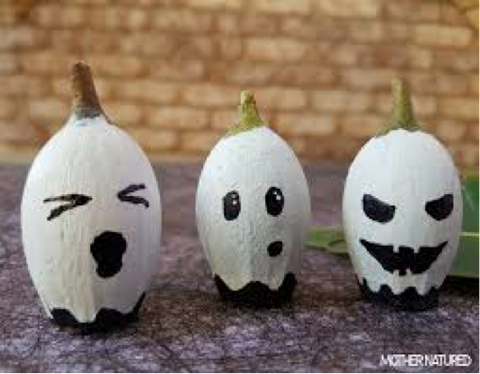 The Eco Party Place - eco-friendly halloween - photo credit Mothernatured