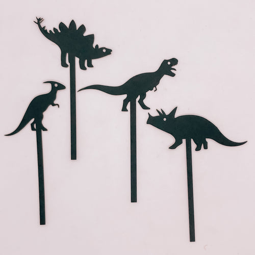 Dinosaur Shadow Puppets (4 Pack)