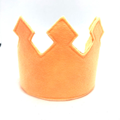 Felt crown The Eco Party Place plastic free party bag