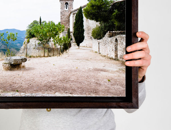Picture in Tray frame