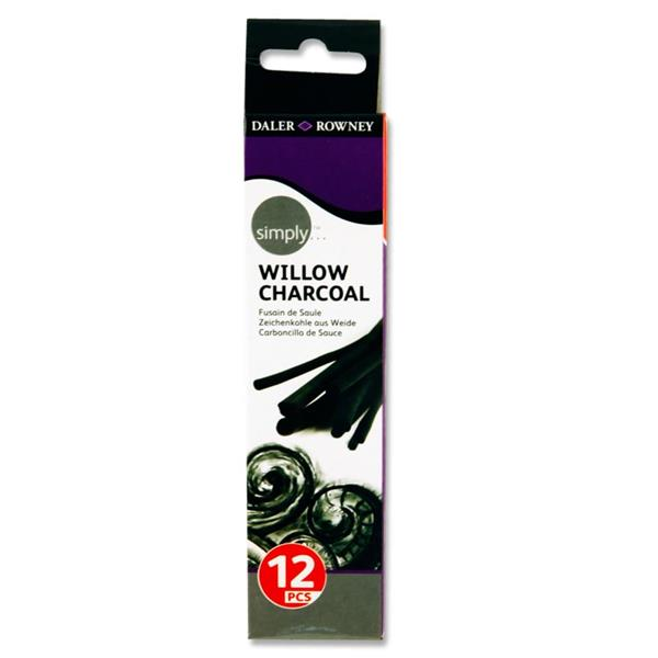Daler Rowney 12 Willow Charcoal
