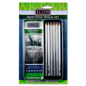 Sketching Pencil set B