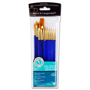 Brush Set x 10