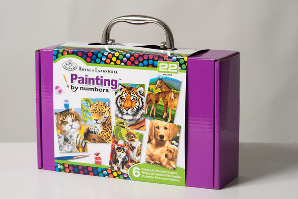 Painting By Numbers Box Set