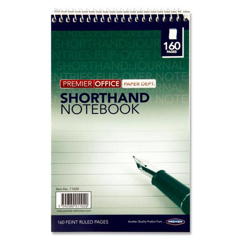 Shorthand Notebook