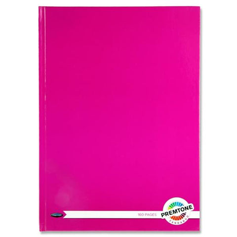Notebook Hardcover A4