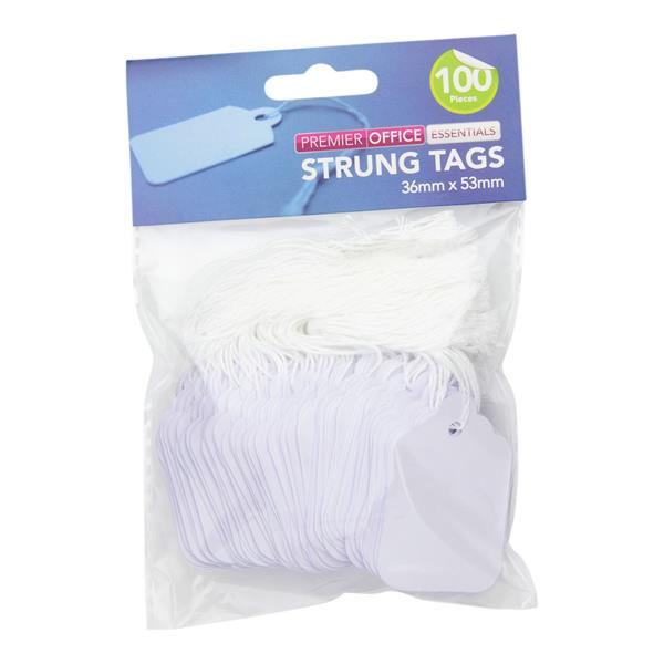 Strung Tags