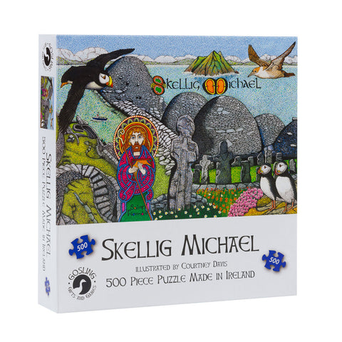 Skellig Michael Jigsaw Puzzle