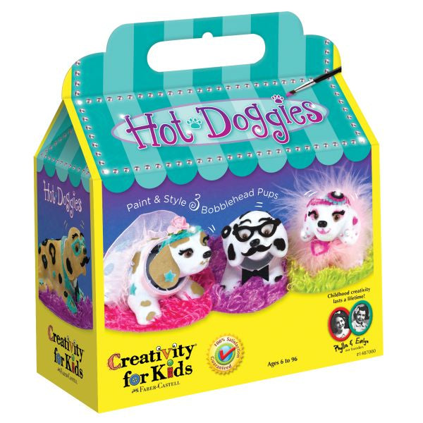 HOT DOGGIES KIT