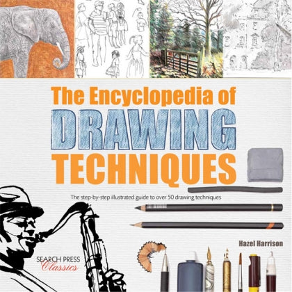 Book of Drawing Techniques