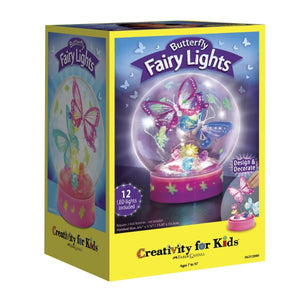 BUTTERFLY FAIRY LIGHTS KIT