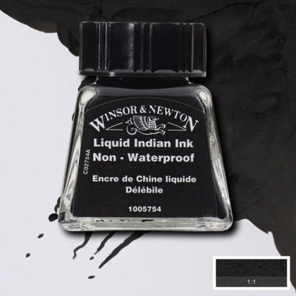Liquid Indian Ink