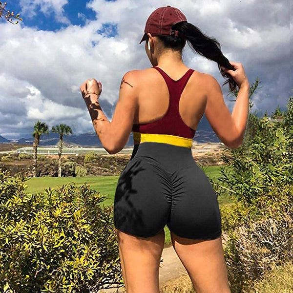 High Waist Butt Lifting Shorts