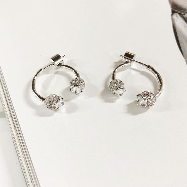 Audrey New Cuff Earrings