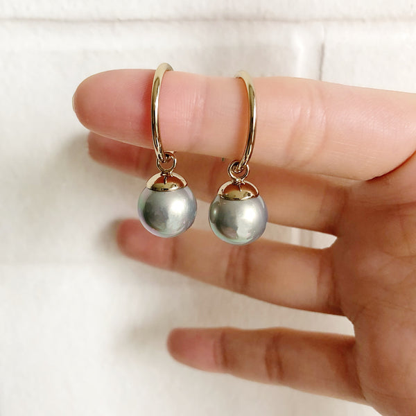 City Dream Pearl Earrings
