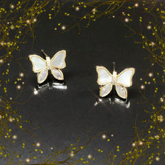 Audrey Romantic Butterfly Earrings