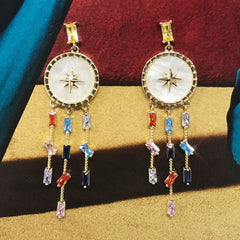 Audrey Boho Chic Earrings