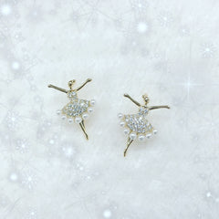 Ballerina Classic Earrings