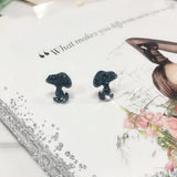 Christmas Edition - Snoopy Crystal Earrings