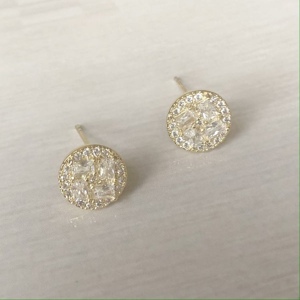 Audrey Perfect Shine Earrings