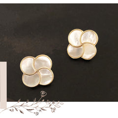 Audrey Classic Swirl Earrings
