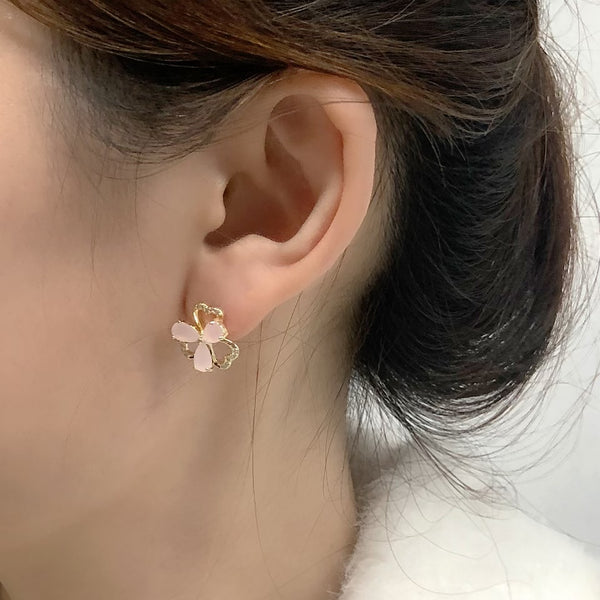 Audrey Spring Flower Earrings