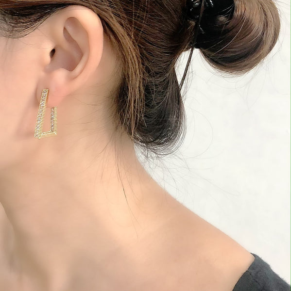 Audrey Diva Cuff Earrings