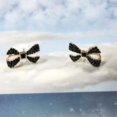 Audrey Ribbon V2 Earrings