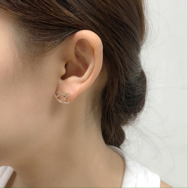 Audrey Rocking Horse Earrings