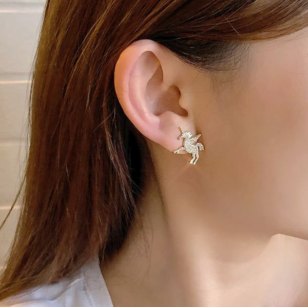 Magical Unicorn Earrings