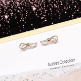 Audrey Bowknot Earrings