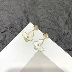 Audrey Chasing Butterfly Earrings